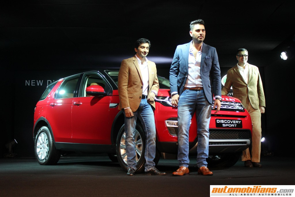 Land Rover Discovery Sport India Launch - Automobilians (4)