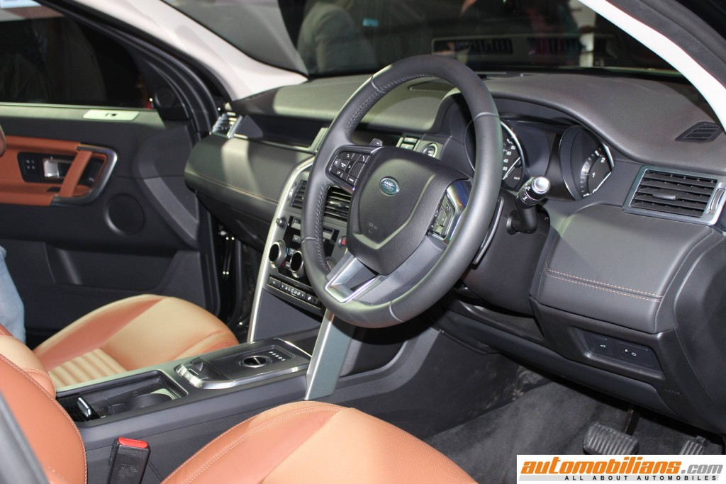 Land Rover Discovery Sport India Launch - Automobilians (6)