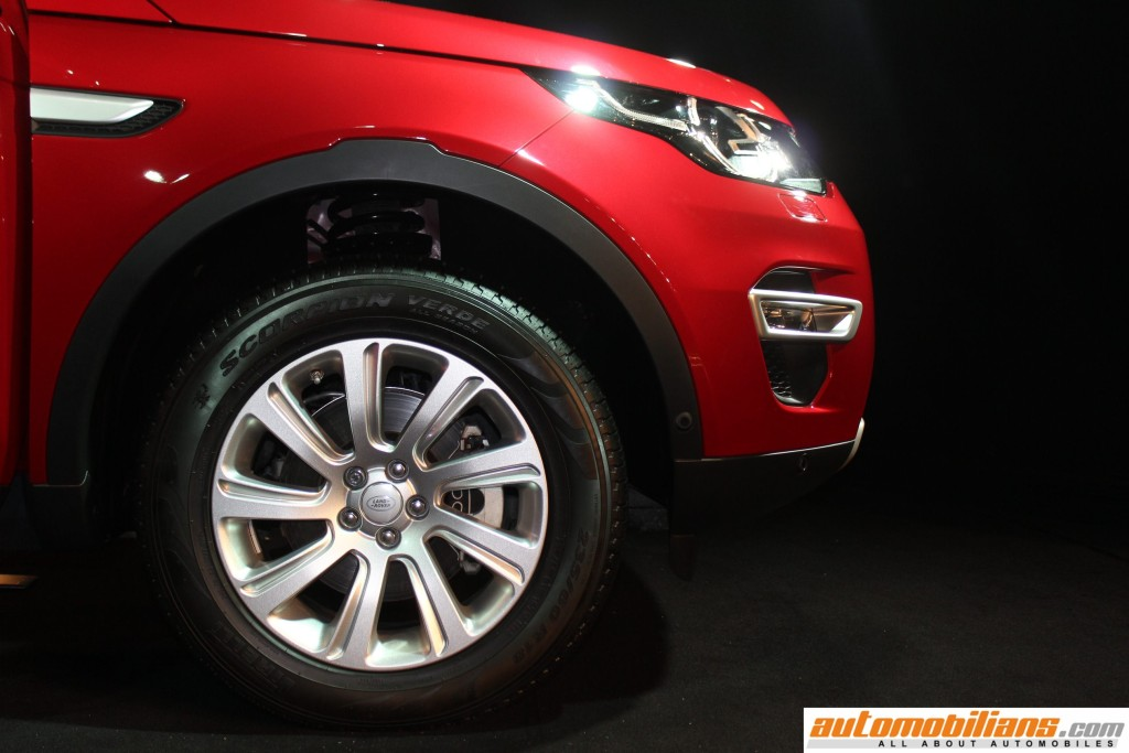 Land Rover Discovery Sport India Launch - Automobilians (7)