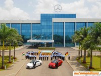 Mercedes-Benz Starts Local Production Of CLA and GLA 200 Sport In India