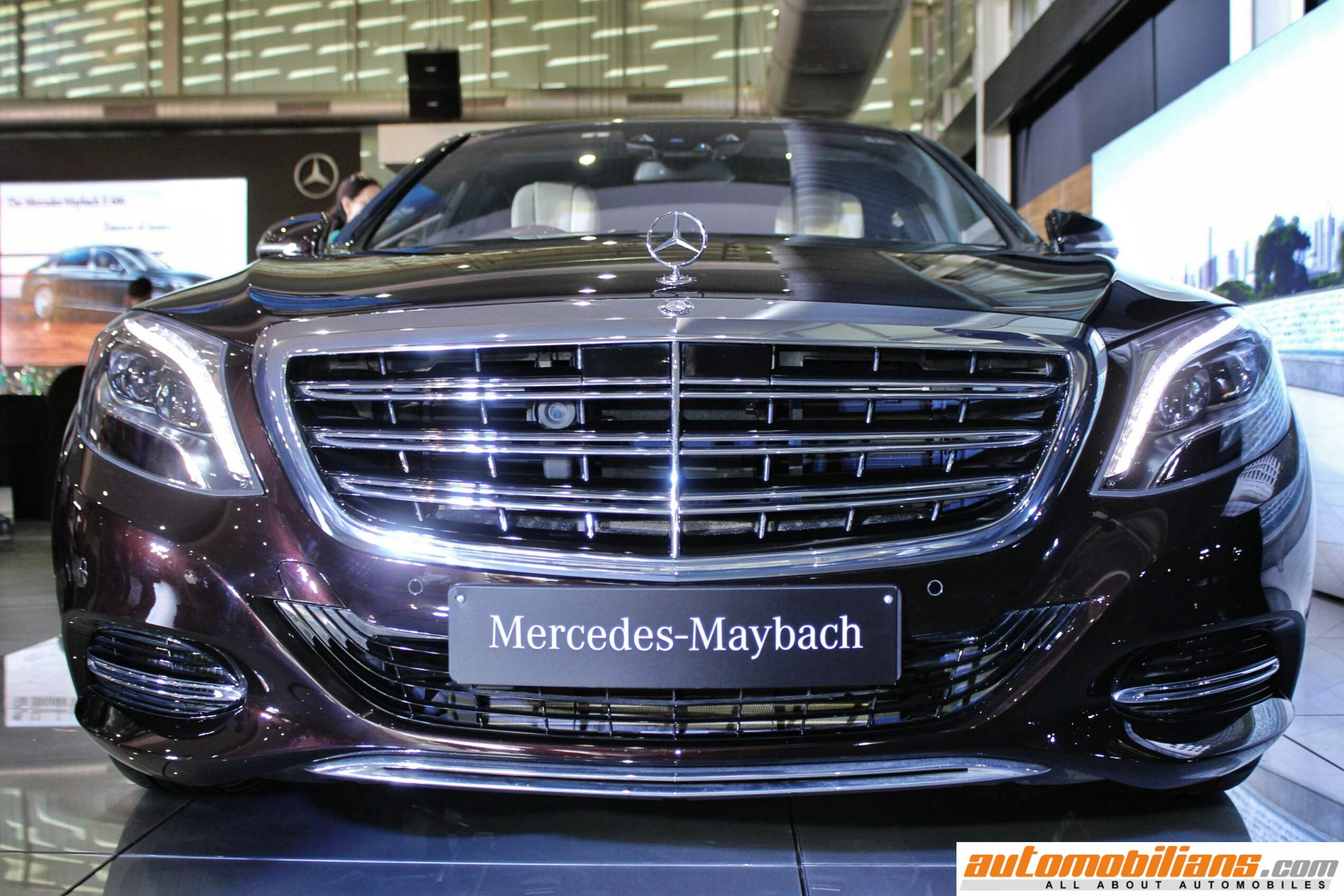 mercedes-maybach s600 launched in india at rs. 2.60 crores (ex