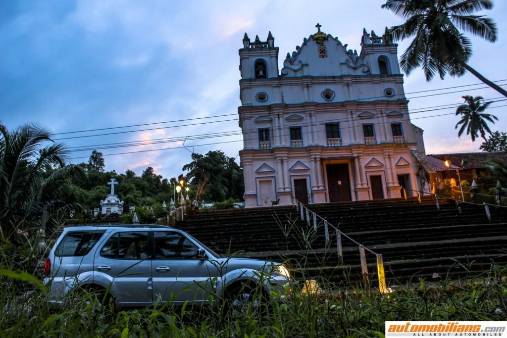 Travelogue - Pune - Bangalore - 2015 Tata Safari Storme 4x4 (11)