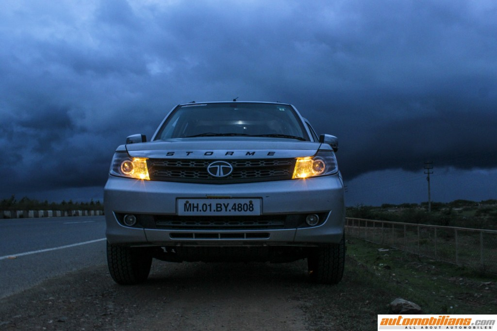 Travelogue - Pune - Bangalore - 2015 Tata Safari Storme 4x4 (15)