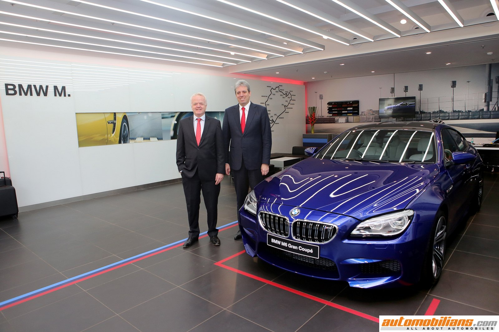 Bmw M6 Gran Coup 233 Launched In India At Rs 1 71 Crores Ex Showroom India Bmw M Studio