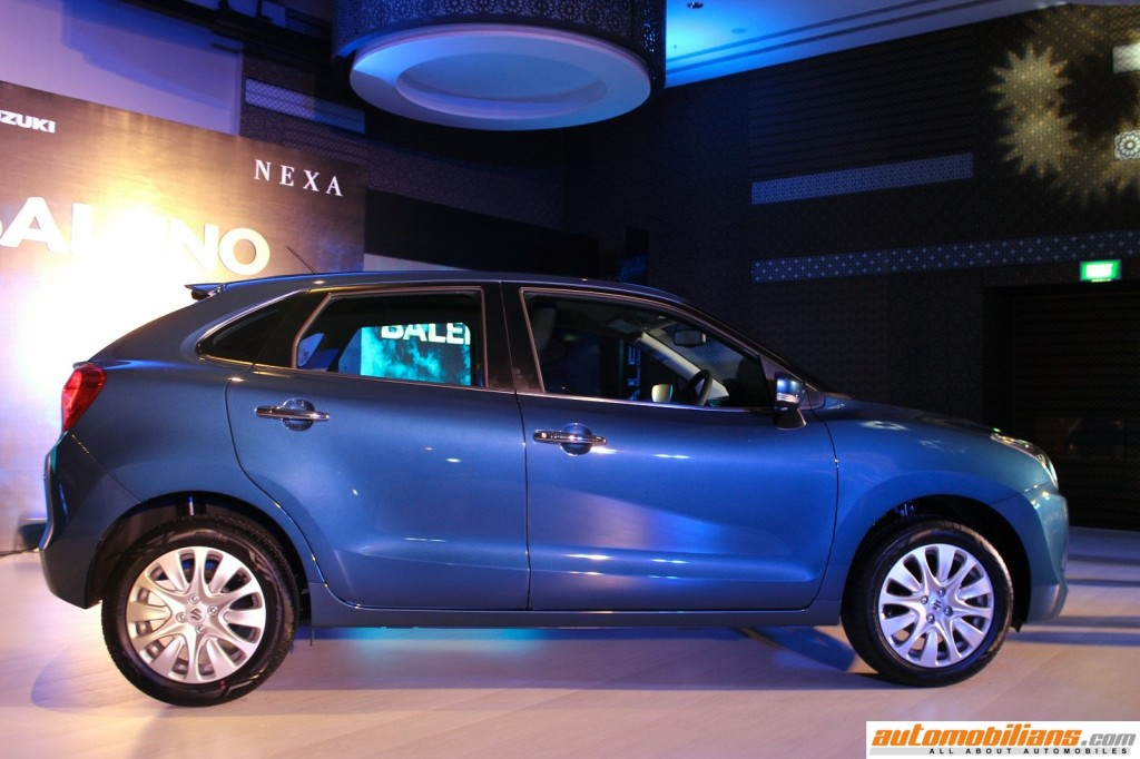 Maruti Suzuki Baleno Launched In India At Rs 5 08 Lakhs