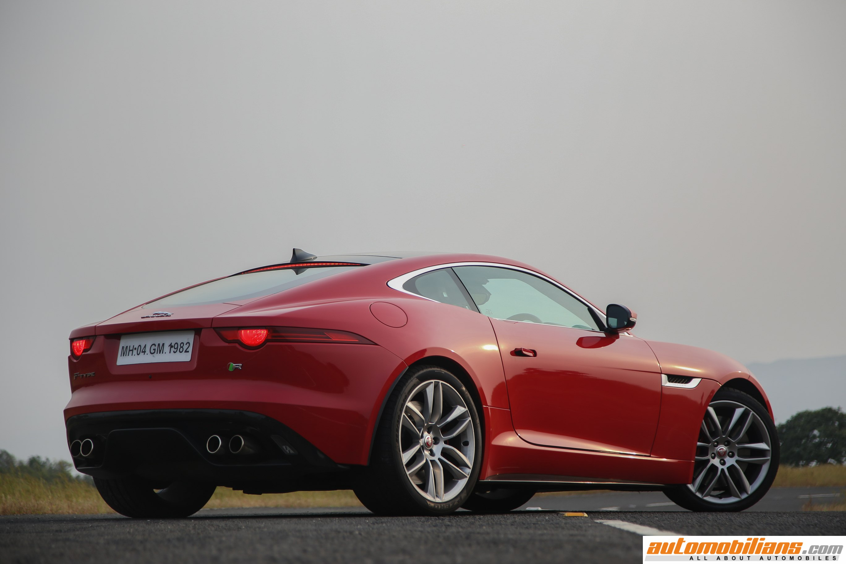 2015 Jaguar F Type R Coupe Review Speed