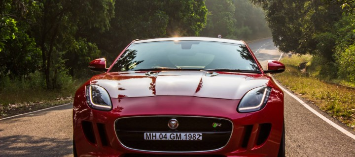2015 Jaguar F-TYPE R Coupé – Test Drive Review | A Symphony Itself