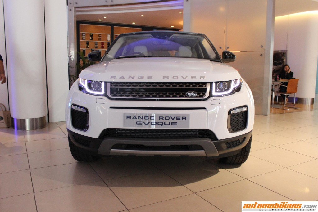 2016 Range Rover Evoque Launched In India At Rs 47 10