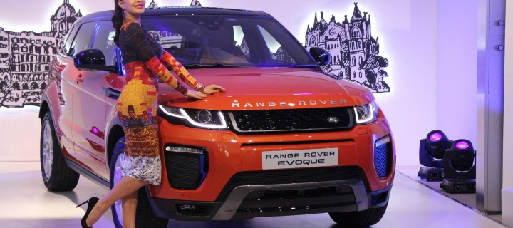 2016 Range Rover Evoque Launched In India At Rs. 47.10 Lakhs (Ex-Showroom, Mumbai, Pre-Octroi)