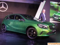 2016 Mercedes-Benz A-Class Facelift Launched In India At Rs. 24.95 Lakhs (Ex-Showroom, Mumbai)