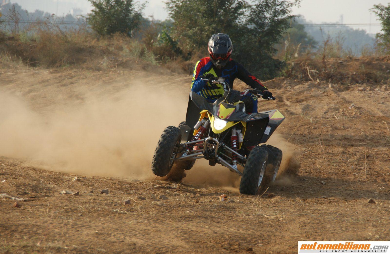 Honda Roadside Assistance >> Suzuki Ozark 250 ATV & Quadsport Z400 ATV Launched In ...