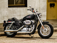 Harley-Davidson 1200 Custom Launched In India At Rs. 8.90 Lakhs (Ex-Showroom, Delhi)