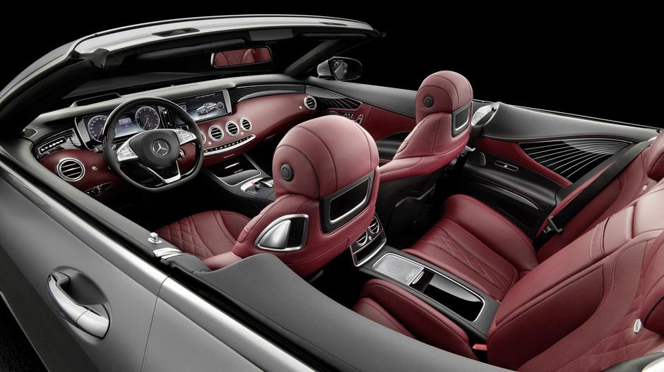 automobilians - mercedes-benz to unveil glc & s-class cabriolet