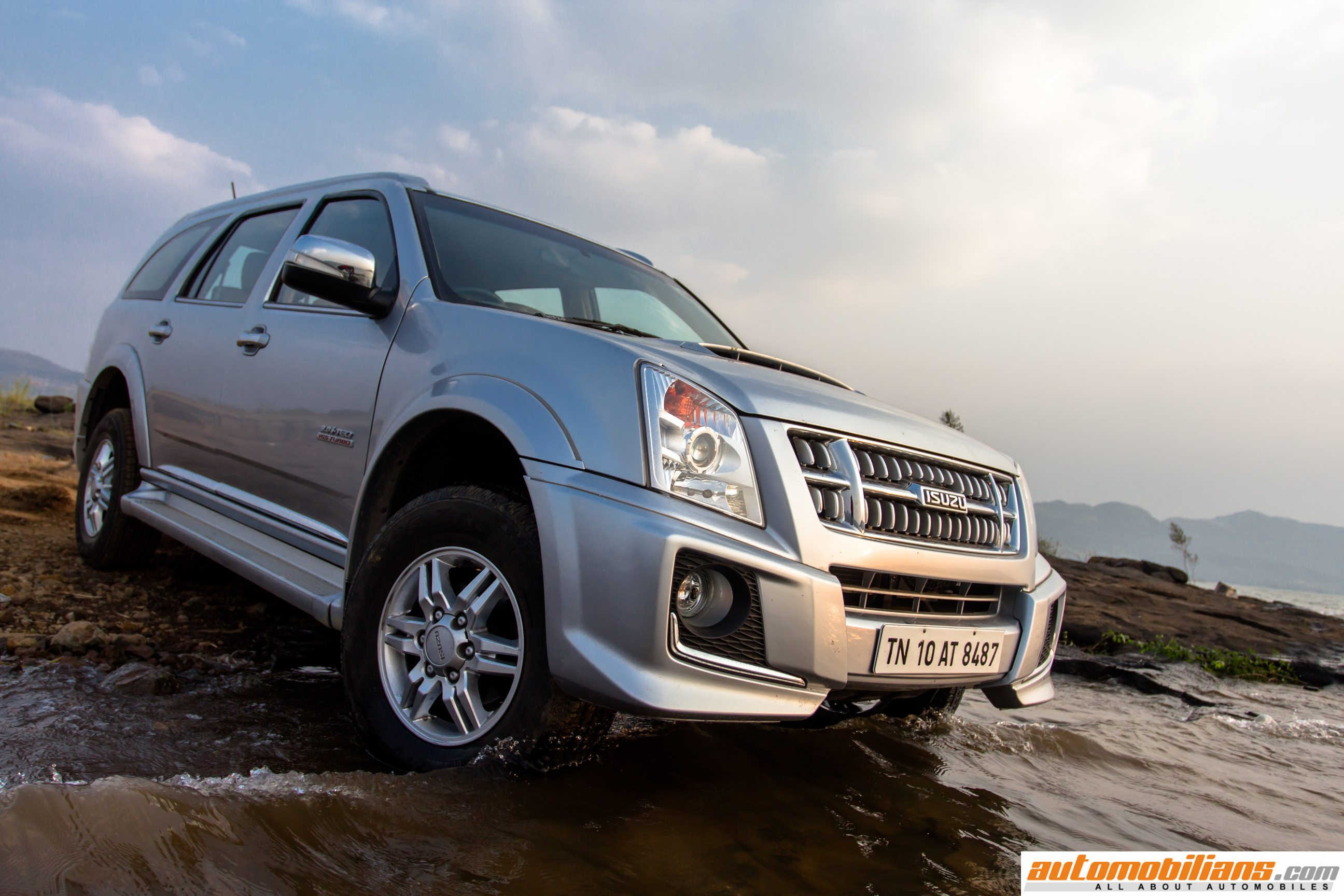isuzu mu 7 4x2 automatic test drive review isuzu mu7 mu 7