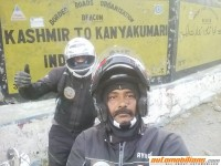 K2K – One Dream, Two Bikers   A Father & Son Duo 10,000 Kms Ride