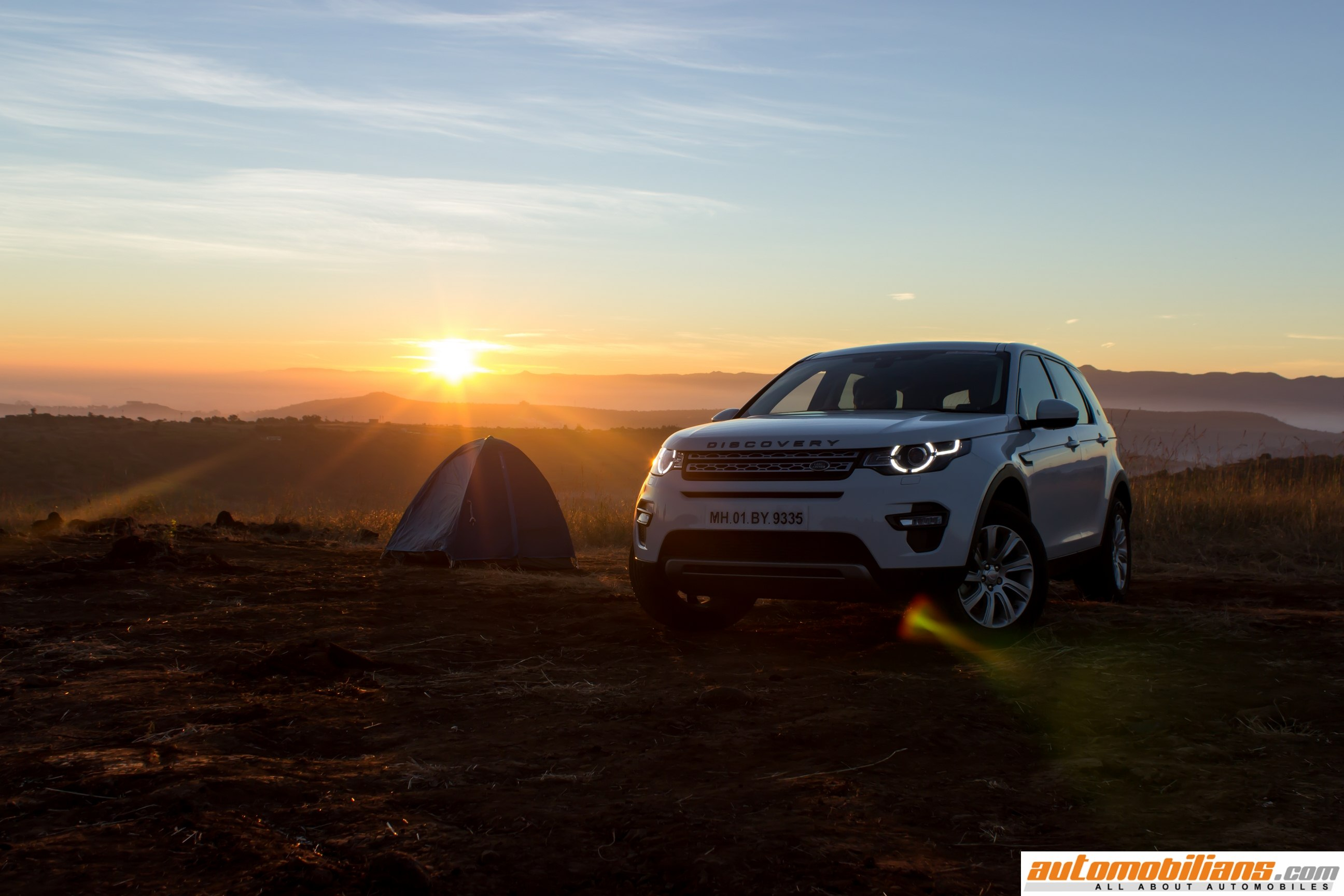 land rover discovery sport test drive review. Black Bedroom Furniture Sets. Home Design Ideas