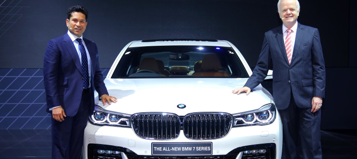2016 BMW 7-Series Launched In India At Rs. 1.11 Crores (Ex-Showroom, Delhi)