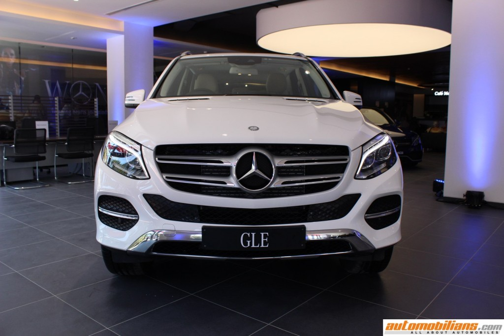 Mercedes benz inaugurates its second for Mercedes benz brand ambassador