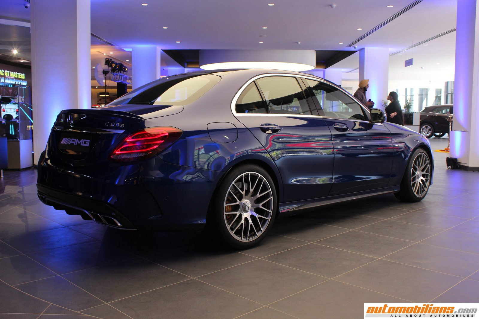 Mercedes benz inaugurates its second for Mercedes benz second