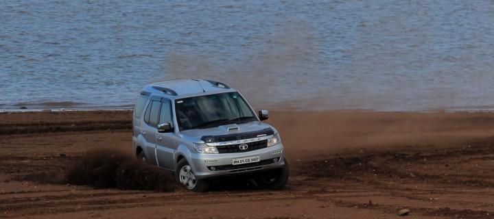 Tata Safari Storme Varicor 400 VX 4×4 – Test Drive Review