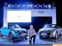 2016 MINI Cooper S Convertible Launched In India At Rs. 34.90 Lakhs (Ex-Showroom)