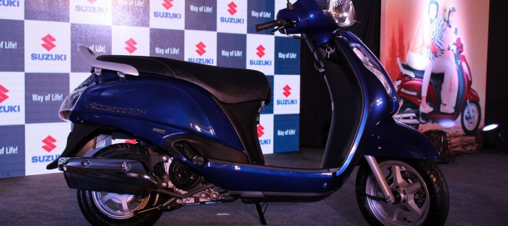 2016 Suzuki Access 125 Launched In India At Rs. 55,332/- (Ex-Showroom, Pune)
