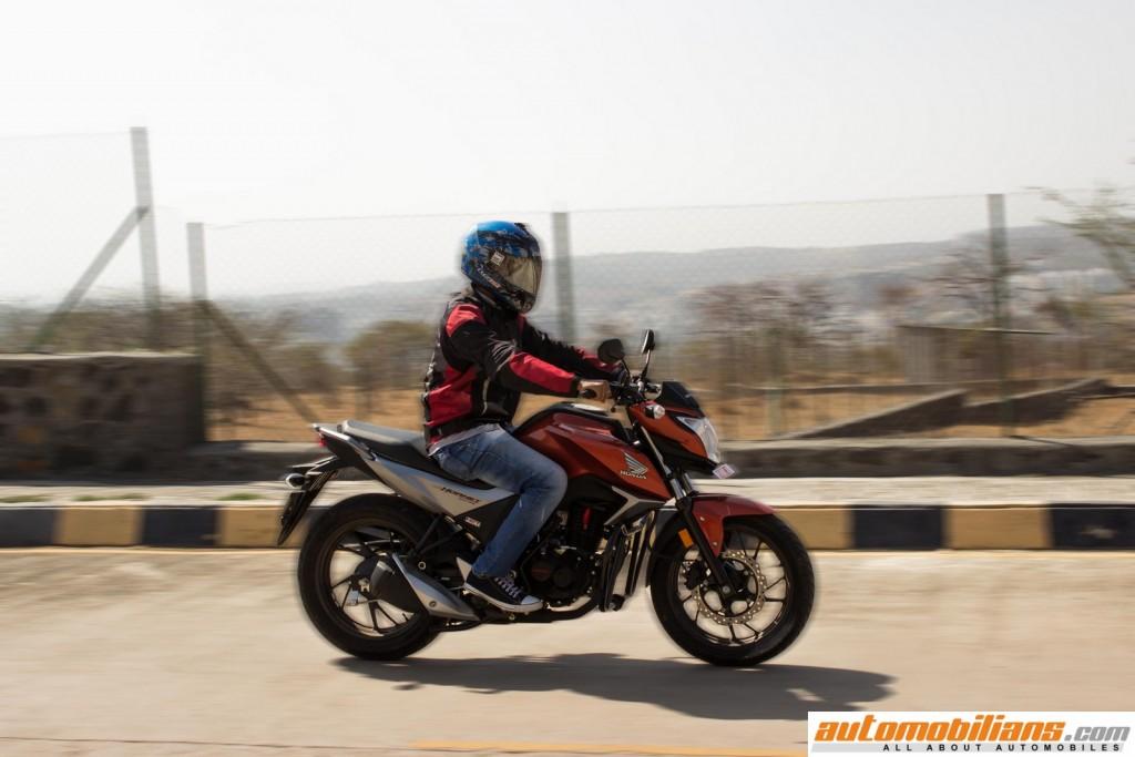 Honda-CB-Hornet-160R-Test-Ride-Review-Automobilians (11)