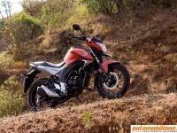 Honda CB Hornet 160R STD – Test Ride Review