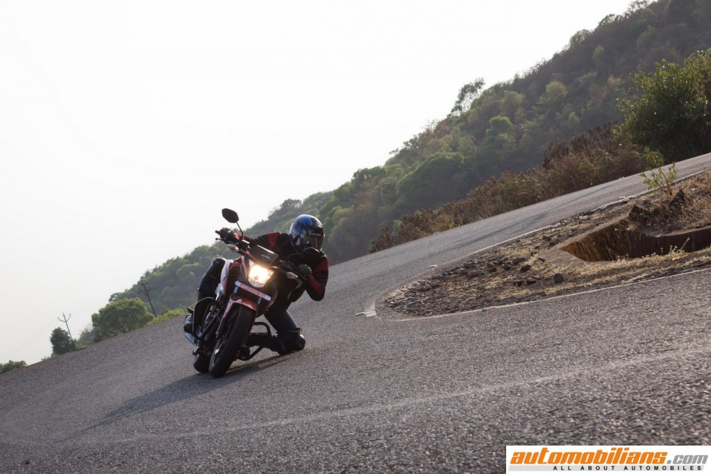Honda-CB-Hornet-160R-Test-Ride-Review-Automobilians (9)