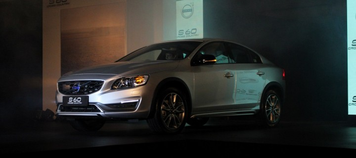 Volvo S60 Cross Country Launched In India A Rs. 38.90 Lakhs (Ex-Showroom, Mumbai, Without Octroi)