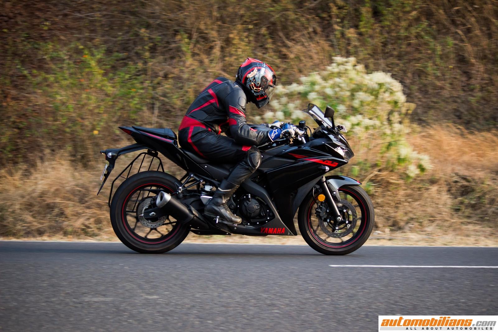 Yamaha R Rider Review