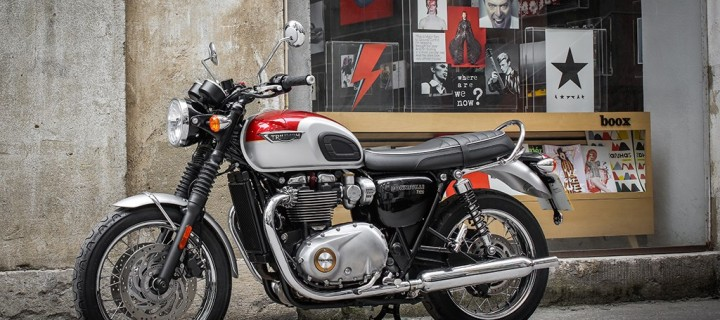 2016 Triumph Bonneville T120 Launched In India At Rs. 8.70 Lakhs (Ex-Showroom, Delhi)