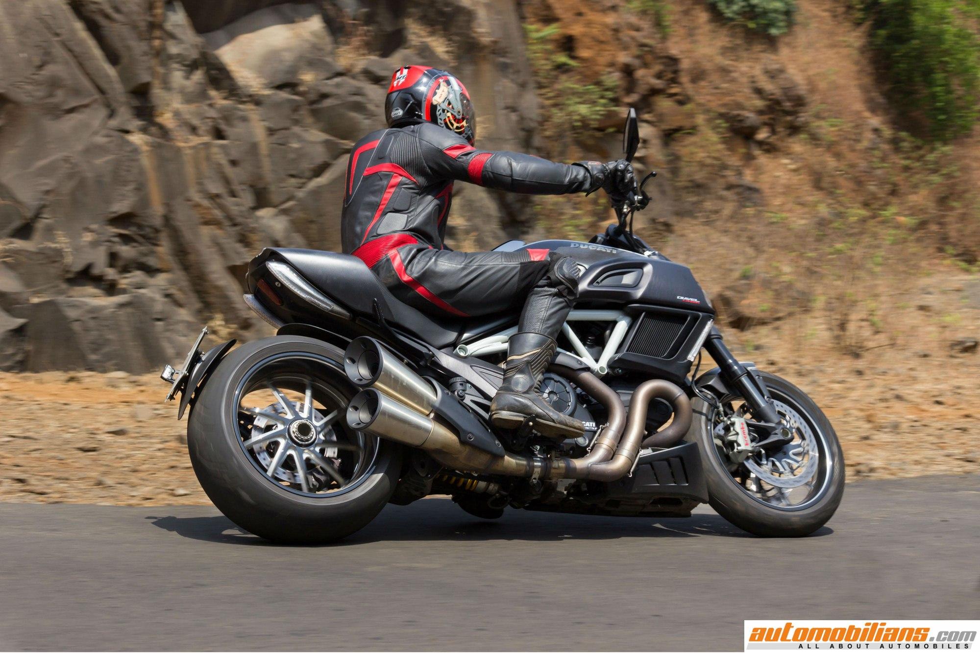 Ducati Diavel Road Test
