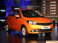Tata Tiago Launched In India At Rs. 3.20 Lakhs (Ex-Showroom, New Delhi)