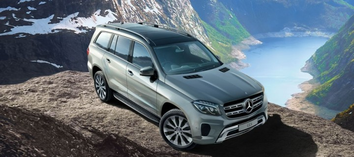 Mercedes-Benz GLS Launched In India At Rs. 80.40 Lakhs (Ex-Showroom, Pune)