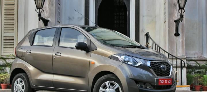 Datsun redi-GO – First Drive Review