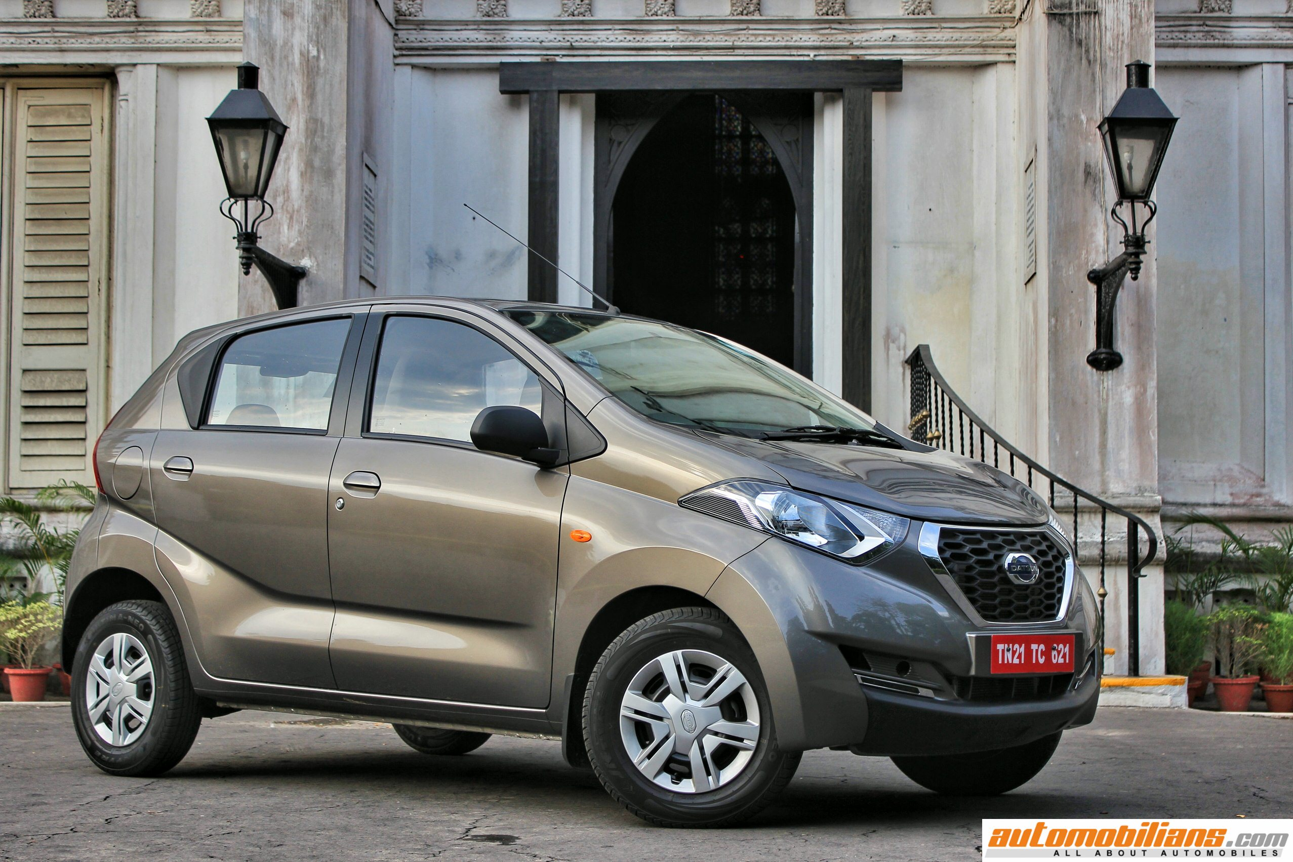 automobilians com datsun redi go launched in india at rs 2 38