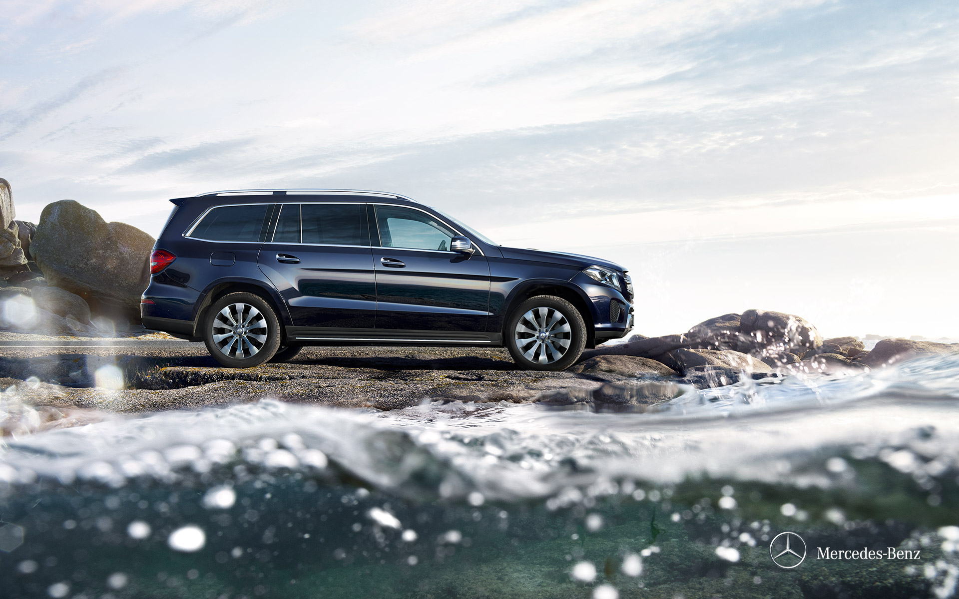 Mercedes benz gls launched in india at for Mercedes benz gs
