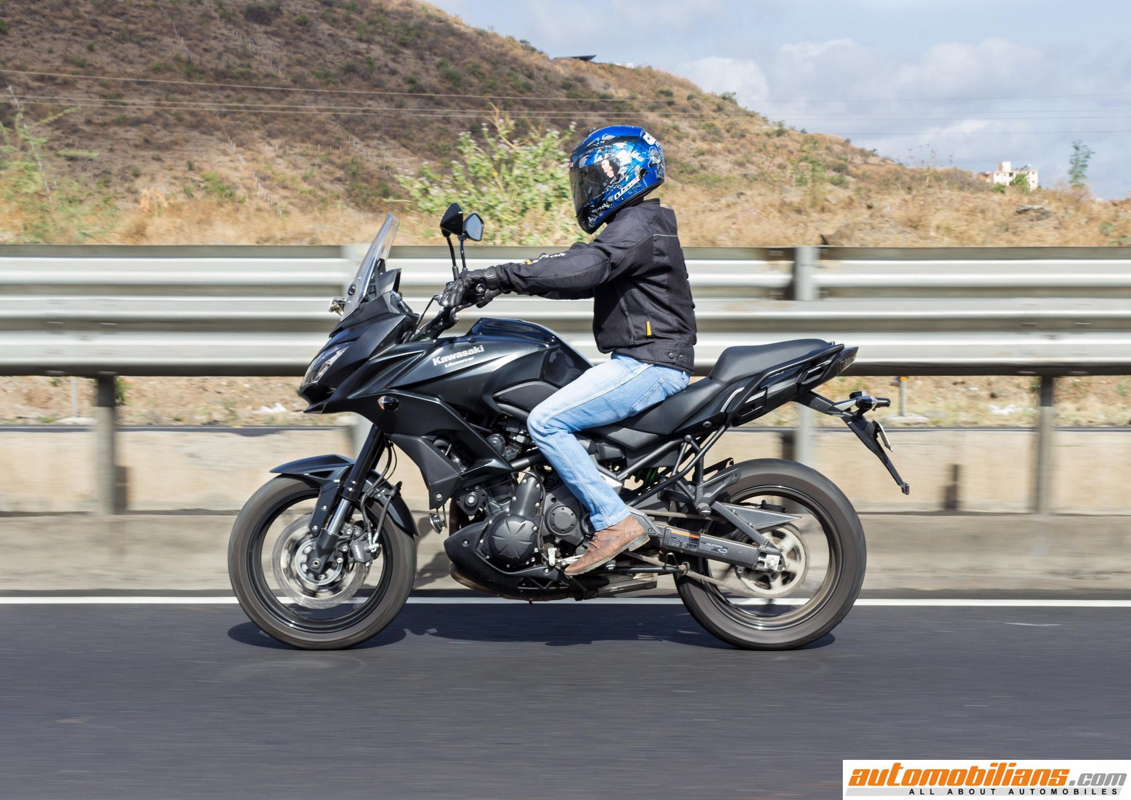 Kawasaki unveils 2017 Versys 650 and 1000 | Find New & Upcoming ...