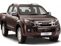 Isuzu D-MAX V-Cross To Be Showcased At The India 4×4 Week 2016