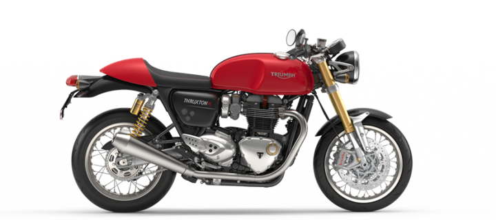 Triumph Thruxton R launched In India At Rs. 10.90 Lakhs (Ex-Showroom, Delhi)