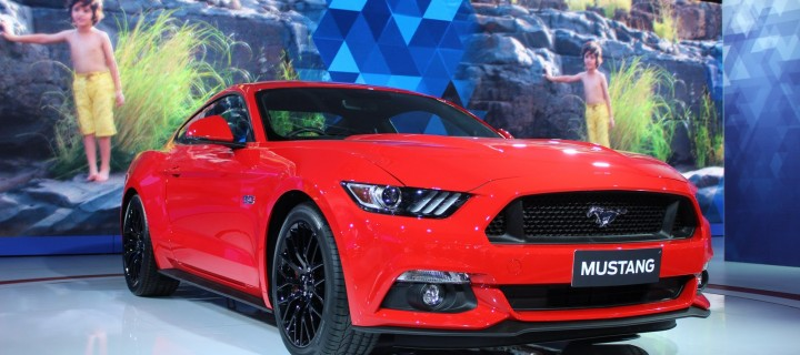 Ford Mustang To Be Launched In India On 13th July 2016