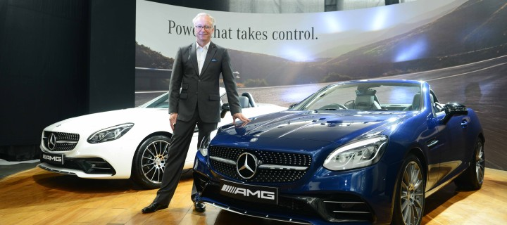 Mercedes-AMG SLC 43 Launched In India At Rs. 77.5 Lakhs (Ex-Showroom, Delhi)