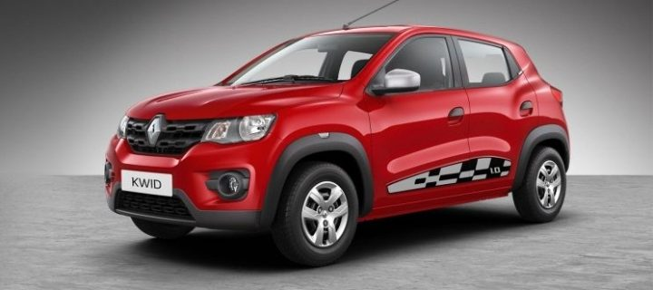 Renault Kwid 1.0L Launched In India At Rs. 3.82 Lakhs (Ex-Showroom, Delhi)