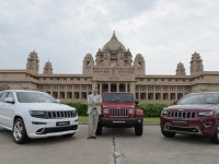 Jeep Wrangler Unlimited & Grand Cherokee Launched In India At Rs. 71.59 Lakhs & Rs. 93.64 Lakhs Respectively (Ex-Showroom, Delhi)