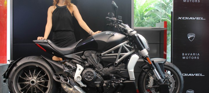 Ducati XDiavel Launched In India At Rs. 15.69 Lakhs (Ex-Showroom, Pune)
