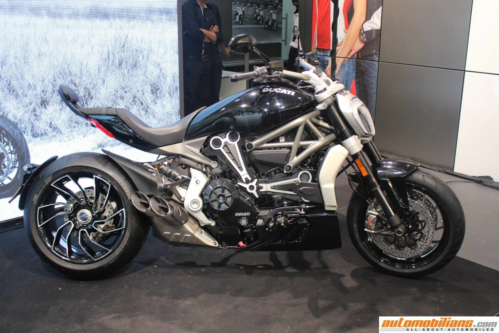 Ducati Xdiavel Launched In India At Rs 15 69 Lakhs Ex