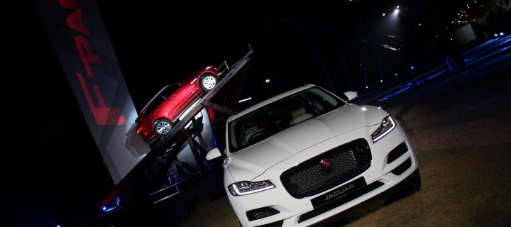Jaguar F-PACE Launched In India At Rs. 68.40 Lakhs (Ex-Showroom, Delhi)