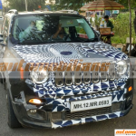 Jeep Renegade Caught Testing In Pune Front Shot-Automobilians.com