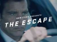 "BMW Films The New 5 Series In Its New Short Film; ""The Escape"""